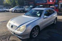 Mercedes C Class C220 CDI SE