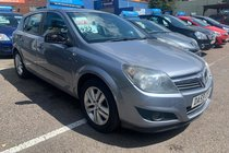 Vauxhall Astra SXI 16V