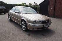 Jaguar X-Type V6 SE AWD FULL SERVICE HISTORY ONLY 55,510 MILES FROM NEW !