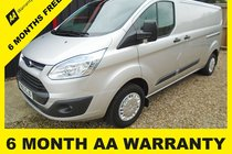 Ford Transit 290 TREND LR P/V 6 MONTH AA WARRANTY-12 MONTH MOT-12 MONTH AA COVER-12 MONTH FULL SERVICE
