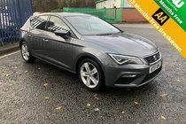 SEAT Leon 2.0 TDI FR ***Satnav+Xenons***