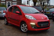 Peugeot 107 ALLURE