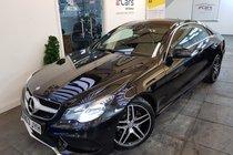 Mercedes E Class E 250 CDI BlueEfficiency Sport