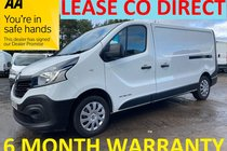Renault Trafic LL29 BUSINESS ENERGY DCI S/R P/V