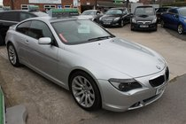 BMW 6 SERIES 630i Sport Coupe - Stunning Example that drives superb - £1000 off End Of summer sale *****