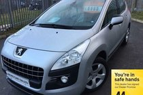 Peugeot 3008 1.6 HDi 115 ACTIVE II DIESEL ESTATE VERY CLEAN EXAMPLE ONLY 38000 PX WELCOME
