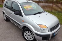 Ford Fusion 1.4 16v Style