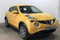 Nissan Juke TEKNA XTRONIC