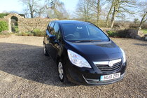 Vauxhall Meriva EXCLUSIV 1.3CDTi 16v (a/c)