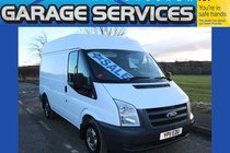 Ford Transit great condition **no vat** wood lined