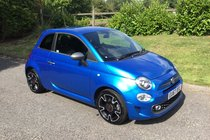 Fiat 500 S LIKE NEW LOW MILEAGE SAT NAV & AIR CONDITIONING