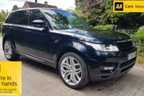 Land Rover Range Rover Sport 3.0 SDV6 AUTOBIOGRAPHY DYNAMIC AUTO 4