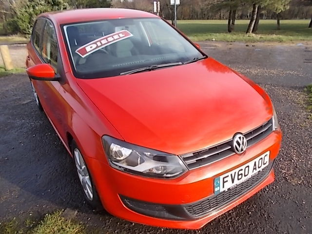 used volkswagen polo 1 6 diesel tdi 75 ps se for sale swansea south wales. Black Bedroom Furniture Sets. Home Design Ideas