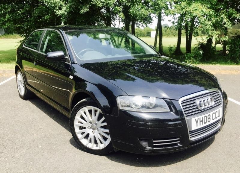 Audi A3 2 0 Tdi Se 170ps Stratford Car Sales Ltd