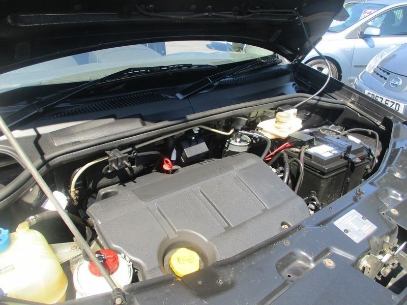 Vista Value Cars Fiat Doblo 19 Multijet 120 Active 1 Former Keeper