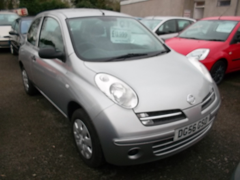Nissan micra 1 2 initia chana car centre - Nissan uk head office telephone number ...