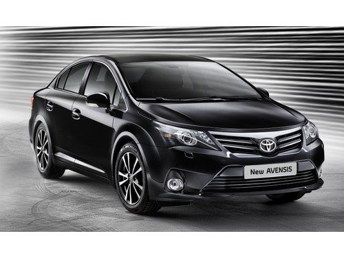 Toyota Avensis 2.0 D-4D ICON BUSINESS EDITION