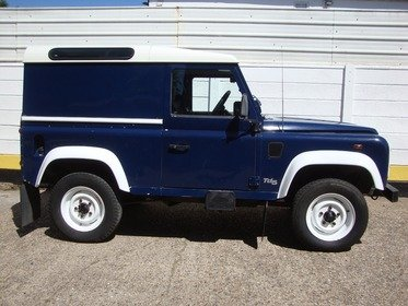 Land Rover Defender 90 2.5TD5 COUNTY STATION WAGON