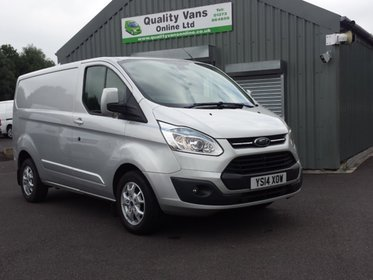 Ford Transit CUSTOM 270 Limited SWB L1H1 VAN