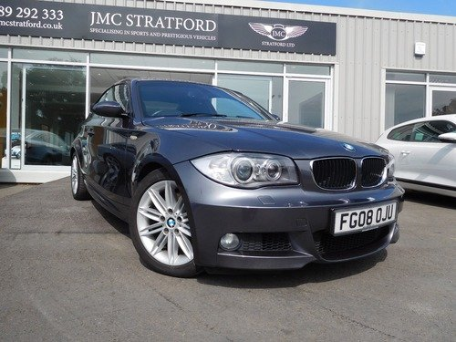 BMW 1 SERIES 123d M SPORT LOW RATE FINANCE AT 6.9% APR Representative