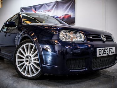 Volkswagen Golf R32 3.2 V6 R32 4MOTION