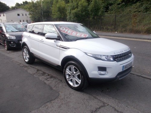 Land Rover Range Rover Evoque 2.2 SD4 4WD PURE TECK PACK 190HP ** PLEASE CALL TO VIEW *