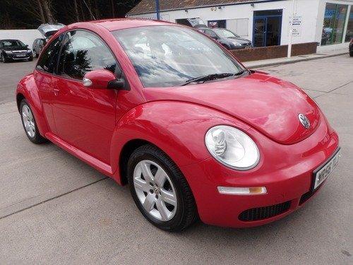 Volkswagen Beetle 1.6 LUNA