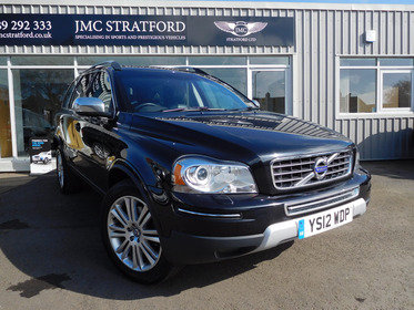 Volvo XC90 2.4 D5 AWD EXECUTIVE 200HP LOW RATE FINANCE OF 6.9 %APR REPRESENTATIVE
