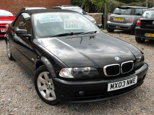 BMW 318 318CI