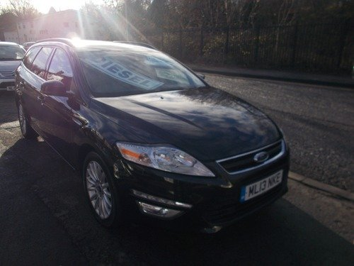 Ford Mondeo 2.0TDCI ZETEC BUSINESS EDITION BUY NO DEP AND £40 A WEEK