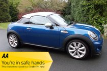 MINI Coupe Coupe 1.6 S 3dr
