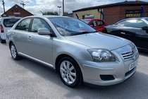 Toyota Avensis D-4D T3S