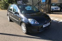 Ford Fiesta STYLE CLIMATE 1.4 TDCi 5 DOOR