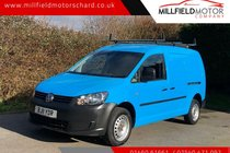 Volkswagen Caddy Maxi 1.6TDI 102PS C20