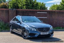 Mercedes E Class 3.0 E350 CDI BlueTEC AMG Night Edition (Premium Plus) 9G-Tronic Plus 4dr