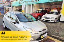 Ford Fiesta ZETEC 2011, 2 FORMER LADY OWNERS, WELL MAINTAINED