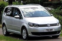 Volkswagen Touran SE TDI DSG