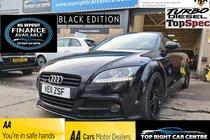 Audi TT 2.0 TDI QUATTRO S LINE BLACK EDITION