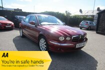 Jaguar X-Type V6 SE AWD ONLY 50,385 MILES ! FSH ! LEATHER ! RESERVE & COLLECT !