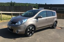 Nissan Note DCI N-TEC PLUS