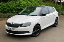 Skoda Fabia COLOUR EDITION TSI