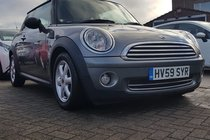 MINI Hatch 1.4 One Graphite 3dr p/x welcome FSH, 1 FORMER KEEPER