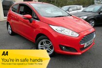 Ford Fiesta ZETEC SORRY THIS CAR IS NOW SOLD
