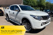 Mitsubishi L200 DI-D 4WD BARBARIAN DOUBLECAB AUTO + ROLL BARS + MOUNTAIN TOP
