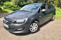 Vauxhall Astra ES CDTI ECOFLEX S/S