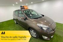 Renault Scenic GRAND DYNAMIQUE TOMTOM DCI