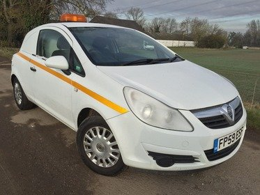 Vauxhall Corsa SWB Cdti