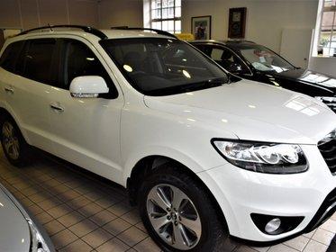 Hyundai Santa Fe 2.2 CRDI PREMIUM 5 SEAT 4WD