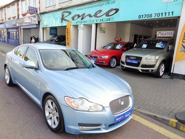 Jaguar XF V6 PETROL LUXURY, DEC 2010, STUNNING EXAMPLE, FULL JAGUAR HISTORY