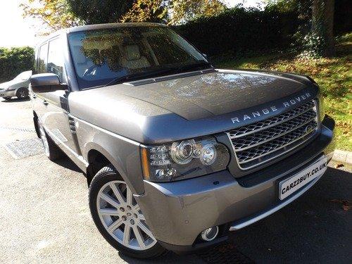 Land Rover Range Rover TDV8 Vogue    FINANCE AVAILABLE